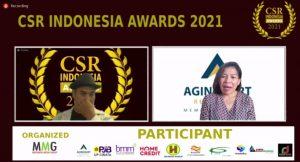 "Agincourt Raih Best of The Best Di ""CSR Indonesia Awards 2021"""
